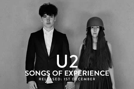 """U2 alumbra la oscuridad en su sereno epitafio musical, """"Songs of experience"""""""