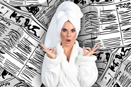 """Kate del Castillo estrenará el cabaret """"I'm OKate"""", basado en su propia vida"""