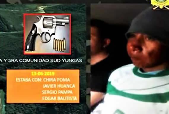 Detenido por asesinato implica a dirigente opositor al Gobierno