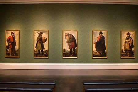 """El """"pequeño Prado de Texas"""" expone una serie de pinturas de Zurbarán"""