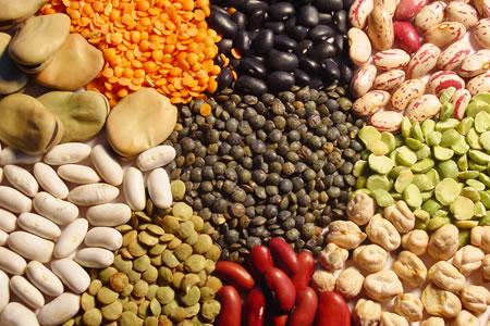 El fantástico poder de las legumbres