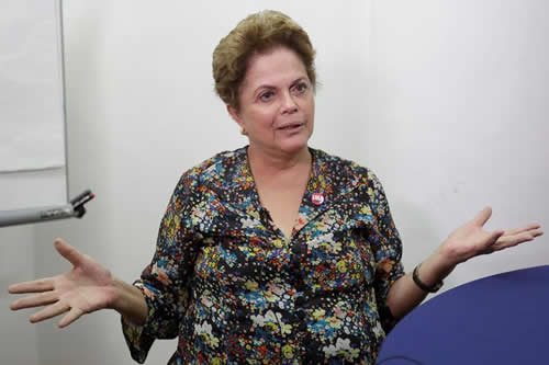 Rousseff: La desigualdad crea el ambiente propicio para la extrema derecha