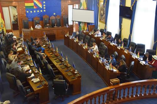 Senado sanciona Ley del Cine y Arte Audiovisual Boliviano