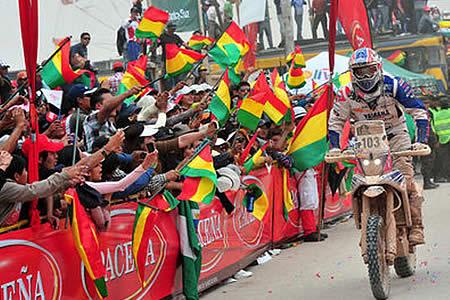 ASO eligió a BISA para proteger 400 mil espectadores del Dakar
