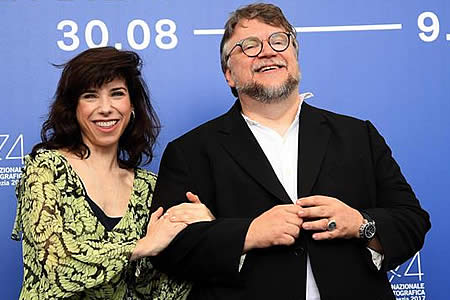 "Del Toro hechiza a la Academia con 13 nominaciones para ""The Shape of Water"""