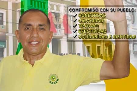 Nacer solicita sustituir a su candidato a gobernador en for Banco union uninet