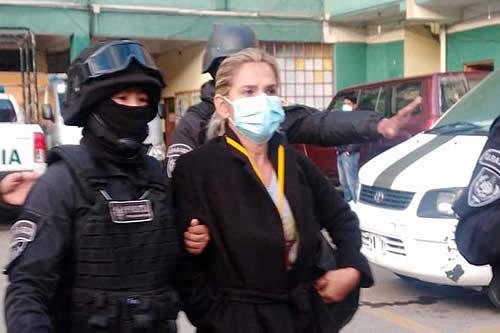 Comisión Legislativa aún sin fecha para tratar juicios de responsabilidades contra Jeanine Añez