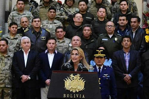 Abogado: Justicia argentina recibe pruebas del golpe en Bolivia y se apresta a iniciar investigación