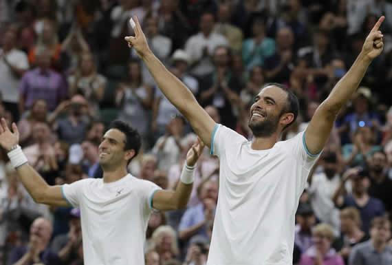 Dupla colombiana gana por primera vez en la historia un título de Grand Slam para su país