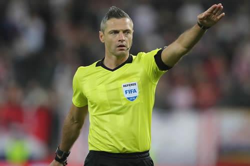 Skomina dirigirá la final; Mateu Lahoz cuarto árbitro ...