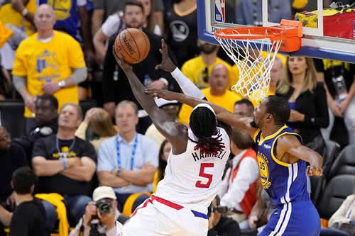 Williams y Clippers ganan a Warriors y fuerzan sexto partido