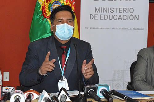 Ministerio de Educación distribuirá para el segundo trimestre 256.000 computadoras Kuaa