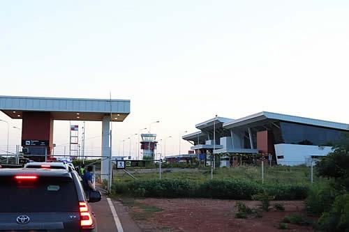 Gobierno emitirá autorización para inicio de operaciones del aeropuerto de San Ignacio de Velasco