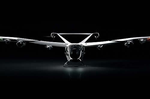 Airbus muestra su nuevo taxi volador urbano CityBus NextGen, de diseño futurista y más silencioso que una aspiradora