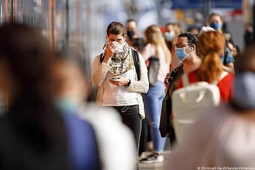 Alemania registra nuevo récord de contagios de coronavirus