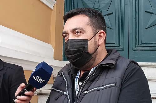 Viceministro Ruiz lamenta que algunas autoridades departamentales pongan en riesgo la vida de los bolivianos