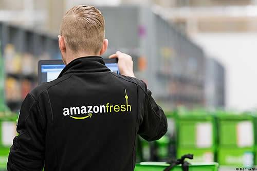 Abrió Amazon su primer supermercado sin cajas registradoras en Londres