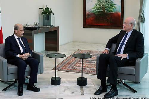Líbano: el nuevo Gobierno celebra primera reunión