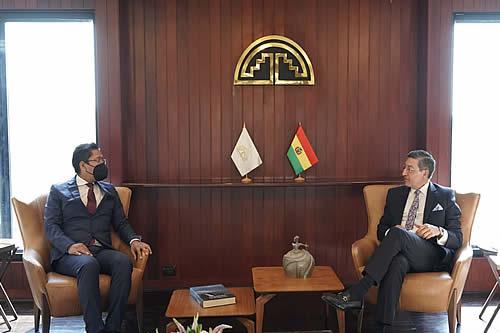 Bolivia respalda fortalecimiento de la Comunidad Andina