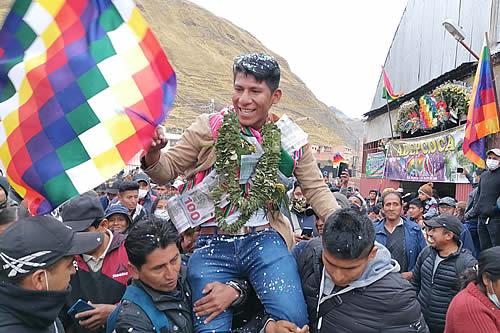 Sector de Arnold Alanez abre nuevo mercado de la coca en Urujara y busca legalizarlo ante el Gobierno