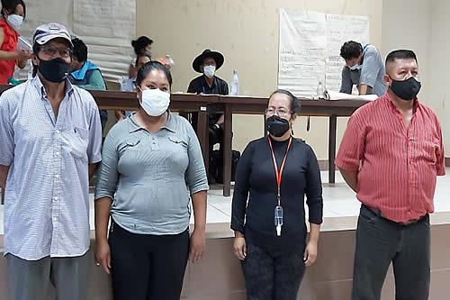 El pueblo indígena Guaraní elige a sus asambleístas en Tarija