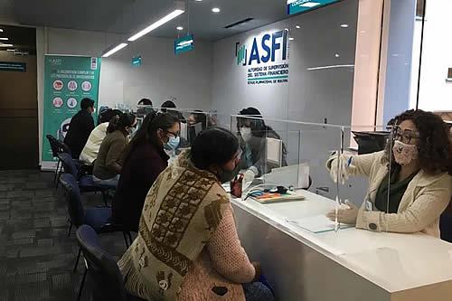 La ASFI aclara que supervisa las operaciones y servicios del sistema financiero
