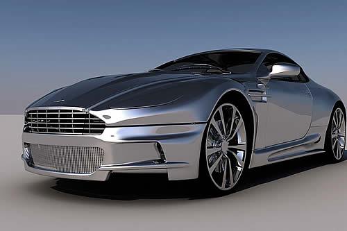 Los aficionados del videojuego 'Rocket League' podrán agregar a su colección el superdeportivo Aston Martin Valhalla de James Bond