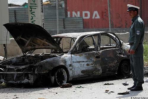 Estado Islámico reivindica ataque contra palacio presidencial en Afganistán