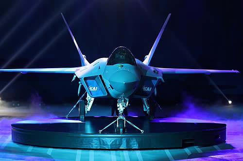 Corea del Sur muestra el prototipo de su nuevo caza supersónico, 1,8 veces más rápido que el sonido