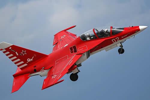 Cuarta jornada de acrobacias aéreas en el salón aeroespacial MAKS 2021