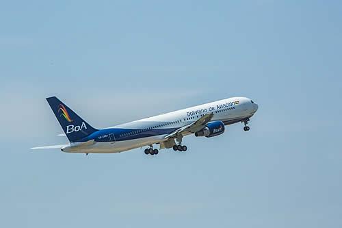 Un segundo avión de BoA se dirige a China para traer 25 toneladas de medicamentos para luchar contra el COVID-19