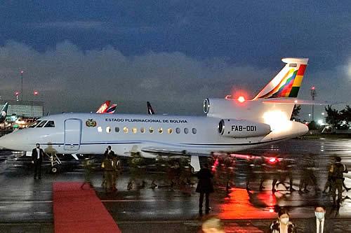 Presidente Arce emprende vuelo de retorno a Bolivia tras participar en la VI Cumbre de la Celac en México