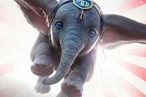 """""""Dumbo"""" vuela menos de lo esperado en la taquilla estadounidense"""