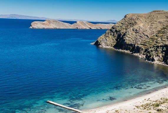 Ministerio de Culturas logra reactivar flujo turístico a la Isla del Sol y ofrece garantías a visitantes