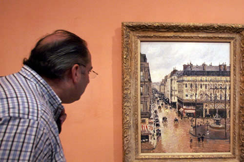 Tribunal de EE.UU. decide que sea un museo madrileño el que conserve un cuadro de Pissarro saqueado por los nazis