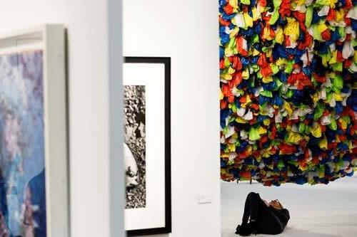 Casi 200 galerías se unen en el Armory Show para celebrar su 25 aniversario