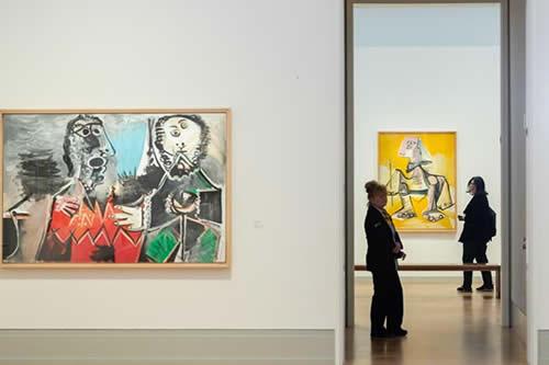 Alemania descubre el Picasso tardío a través de la colección de Jacqueline