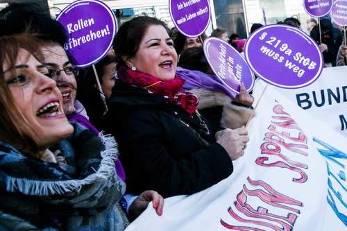 Día Internacional de la Mujer: Berlín celebra con un feriado feminista