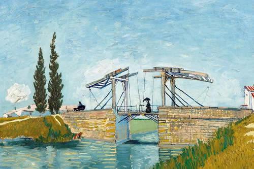 El Museo de Bellas Artes de Houston muestra la vida de Van Gogh con 50 obras