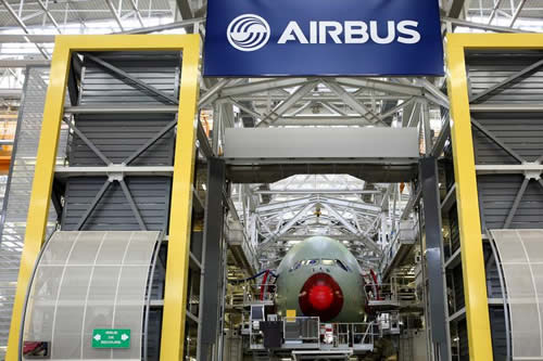Estados Unidos amenaza con imponer aranceles a la UE por ayudas a Airbus