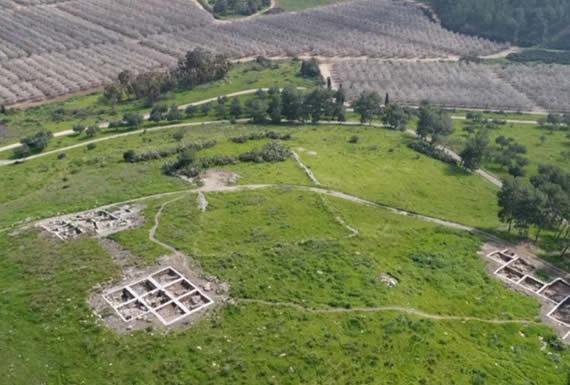 Hallan en Israel una ciudad bíblica del siglo 12 a.C., asociada con el rey David