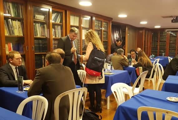 """Bolivia y Paraguay abren primera rueda de negocios en la antesala del primer """"Gabinete Binacional'"""