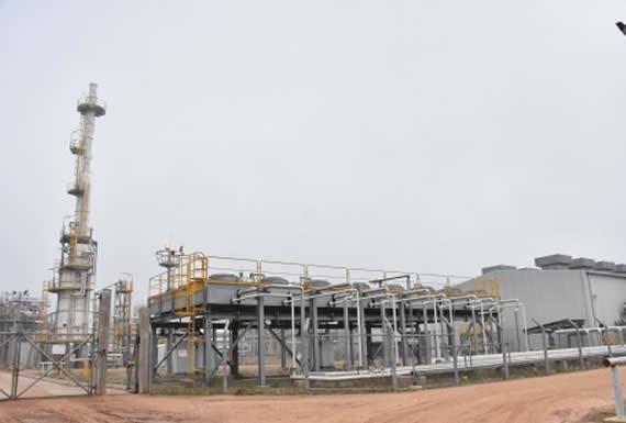 Incahuasi incrementa producción de gas de 8 a 11 millones de metros cúbicos por día