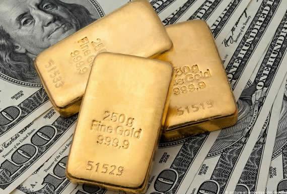 Trump hace disparar el oro a expensas del dólar