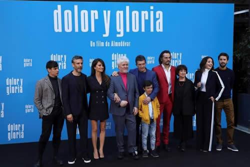 """Banderas: """"El cine es la única manera de Pedro para comunicarse con el mundo"""""""