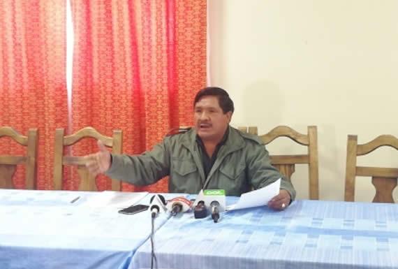 """Cáceres: Bolivia y Perú """"vigorizan"""" acciones antidroga en frontera"""