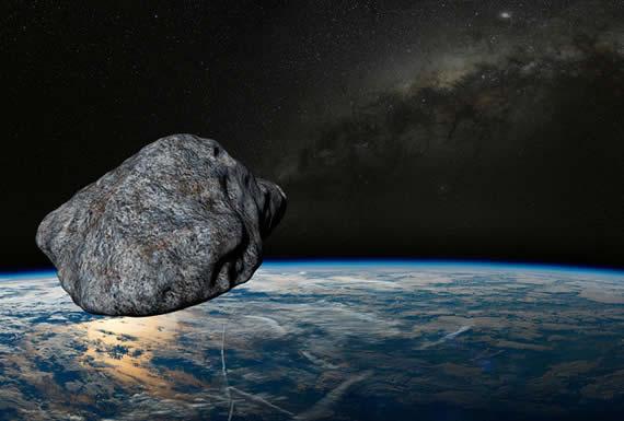 ¿Cómo pudo este enorme e inusualmente rápido asteroide permanecer oculto en nuestro Sistema Solar durante décadas?