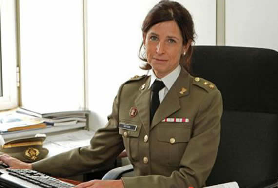 España contará con la primera mujer general en sus Fuerzas Armadas