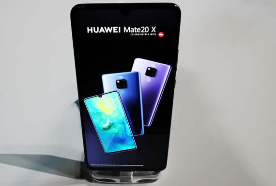 Huawei presenta el primer teléfono inteligente con soporte 5G