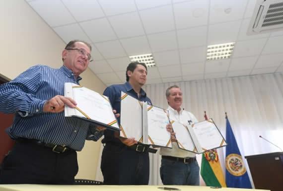 """Al menos 23 empresas bolivianas participarán el domingo en una """"misión comercial"""" para abrir mercados en Paraguay"""